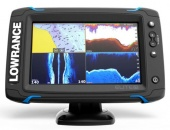 Эхолот-навигатор Lowrance Elite-7 Ti Mid/High/TotalScan